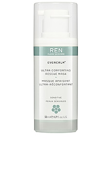 EverCalm Ultra Comforting Rescue Mask REN Clean Skincare $48