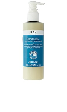 Atlantic Kelp & Magnesium Body Cream REN Clean Skincare $38