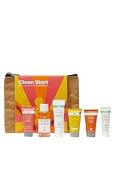 Clean Start Kit REN Clean Skincare $42