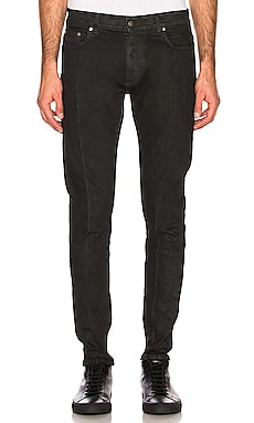 Essential Waxed Denim Jeans REPRESENT $113