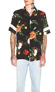 Multi Floral Shirt