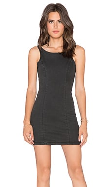 RES Denim Sweet Talker Dress in Vixen