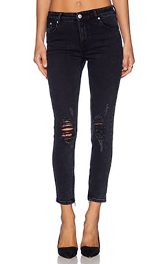RES Denim Kitty Skinny in Static