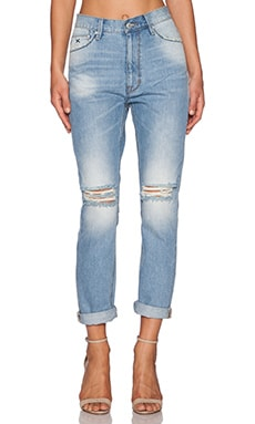 RES Denim Slacker Boyfriend in Zodiac Blue