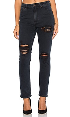 RES Denim Wanda Skinny in Burning Heat Destroyer