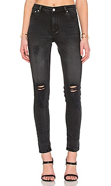 RES Denim Kitty Skinny in Voodoo