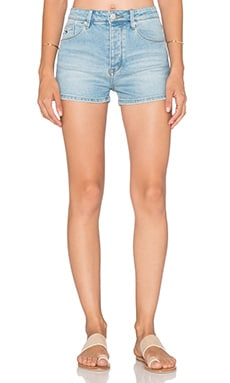 RES Denim Harrys High Waist Short in Love Moves