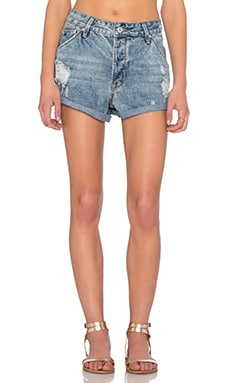RES Denim Love Fool Short in Ride The Lightning