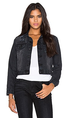 RES Denim Sister Awake Denim Jacket in Poison Destroyer