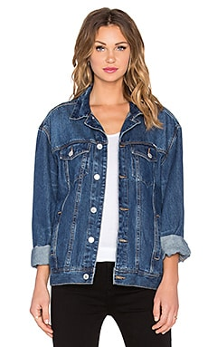 RES Denim Roadie Jacket in Star Indigo