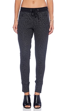 RES Denim Smooch Track Sweatpants in Dark Shadow