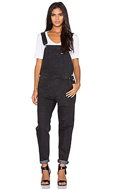 RES Denim Big Boi Overalls in Outlaw