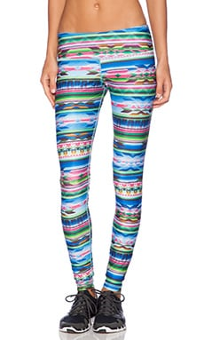 Rese Kori Legging in Multi Color Dancing Arrows