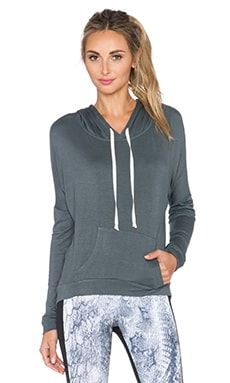 Rese Chaya Hoodie in Lightening Grey
