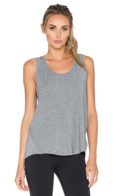 Rese Paige Tank in Heather Grey