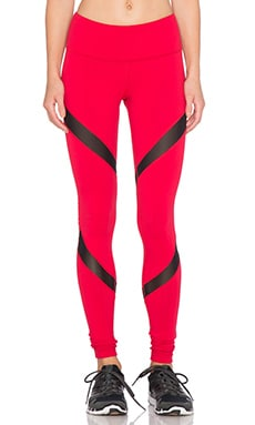 Rese Mia Legging in Red