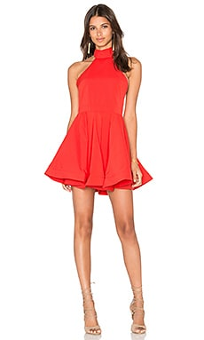 Last Call Dress in Red