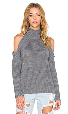 REVERSE Glimpser Sweater in Grey