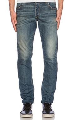 rag & bone Fit 2 Slim Jeans in Distressed