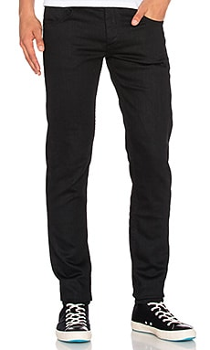 rag & bone Fit 1 Jean in Black