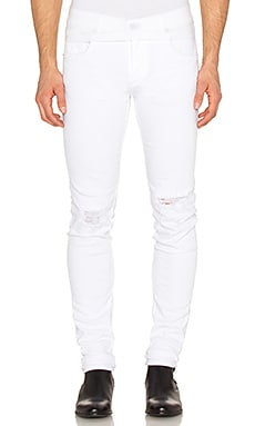 rag & bone Fit 1 in Aged White