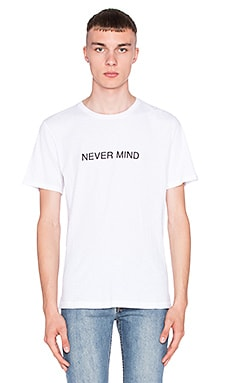 rag & bone Never Mind Tee in White