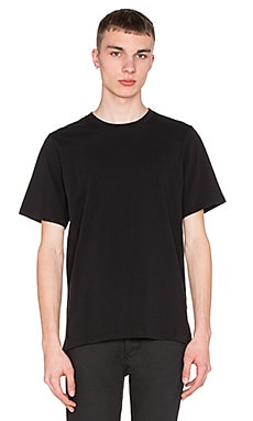 rag & bone Kenton Tee in Black
