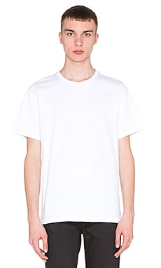 rag & bone Kenton Tee in Bright White