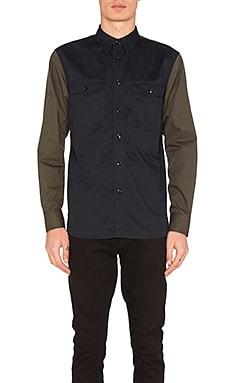 Рубашка с длинными рукавами jack - Rag & Bone