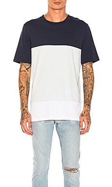 Colorblock Precision Tee