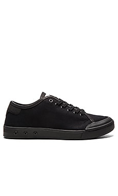 rag & bone Standard Issue Lace Up in Black