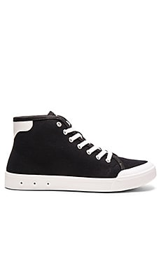 Standard Issue High Top in Black & White