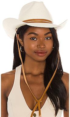 Ohara Straw Cowboy Hat Rag & Bone $250