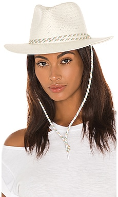 Packable Straw Fedora Rag & Bone $225
