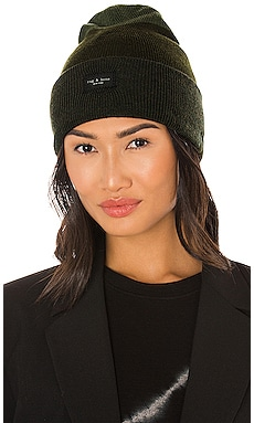 Addison Striped Beanie Rag & Bone $95 Collections