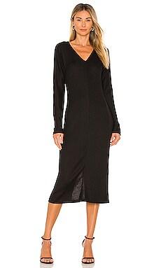 The Knit Rib Bias Dress Rag & Bone $375 BEST SELLER