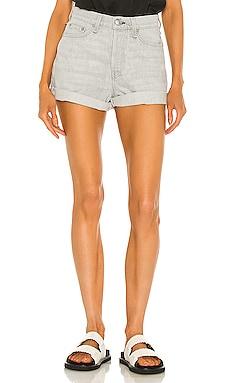 Maya High-Rise Shorty Short Rag & Bone $165 NEW