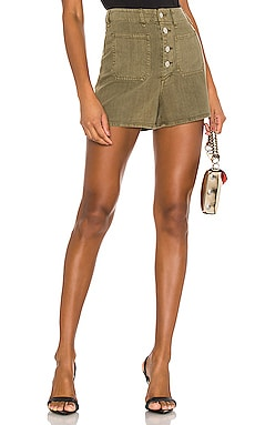 Super High Rise Military Shorts Rag & Bone $102 Collections