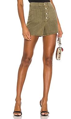 Super High Rise Military Shorts Rag & Bone $102