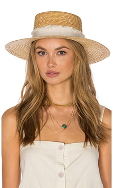 Rag & Bone Laurie Hat in Natural