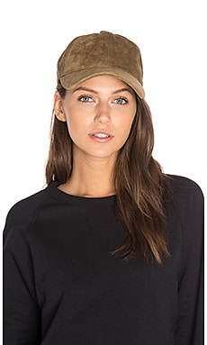 Marilyn Baseball Cap in Militare