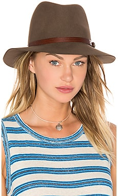 ШЛЯПА ФЕДОРА FLOPPY BRIM Rag & Bone $127 Коллекции