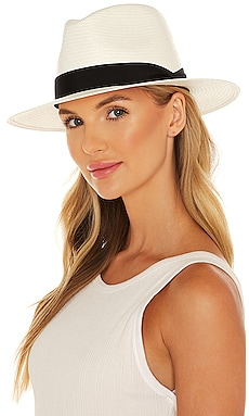 Panama Hat in White