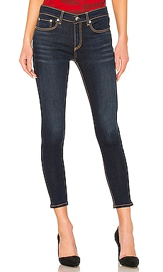 Cate Mid Rise Ankle Skinny Rag & Bone $131 Collections