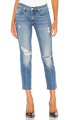 Dre Low Rise Slim Boyfriend Rag & Bone $255