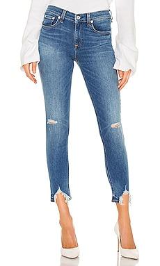 Cate Mid Rise Ankle Skinny Jean Rag & Bone $255