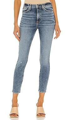 Nina High Rise Ankle Skinny Jean Rag & Bone $255