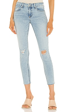 Cate Mid Rise Ankle Skinny Jean Rag & Bone $225 Collections