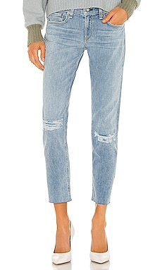 Dre Low Rise Slim Boyfriend Rag & Bone $179
