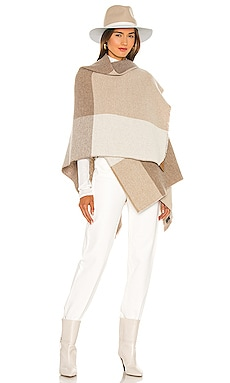 Reversible Camden Poncho Rag & Bone $425 Collections